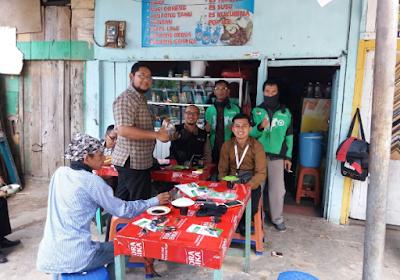 BPJS Ketenagakerjaan dan Mitra Go-Jek Bandarlampung Jalin Komunikasi