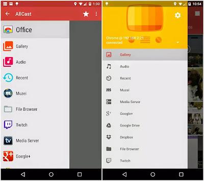 5 Aplikasi Screen Mirroring Terbaik Untuk Android