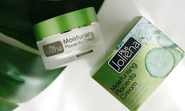 Joliena Plus Moisturising Placenta Cream ครีมรกแกะในตำนานจากออสเตรเลีย ครีมเอมี่เลือกเป็นพรีเซ็นเตอร์