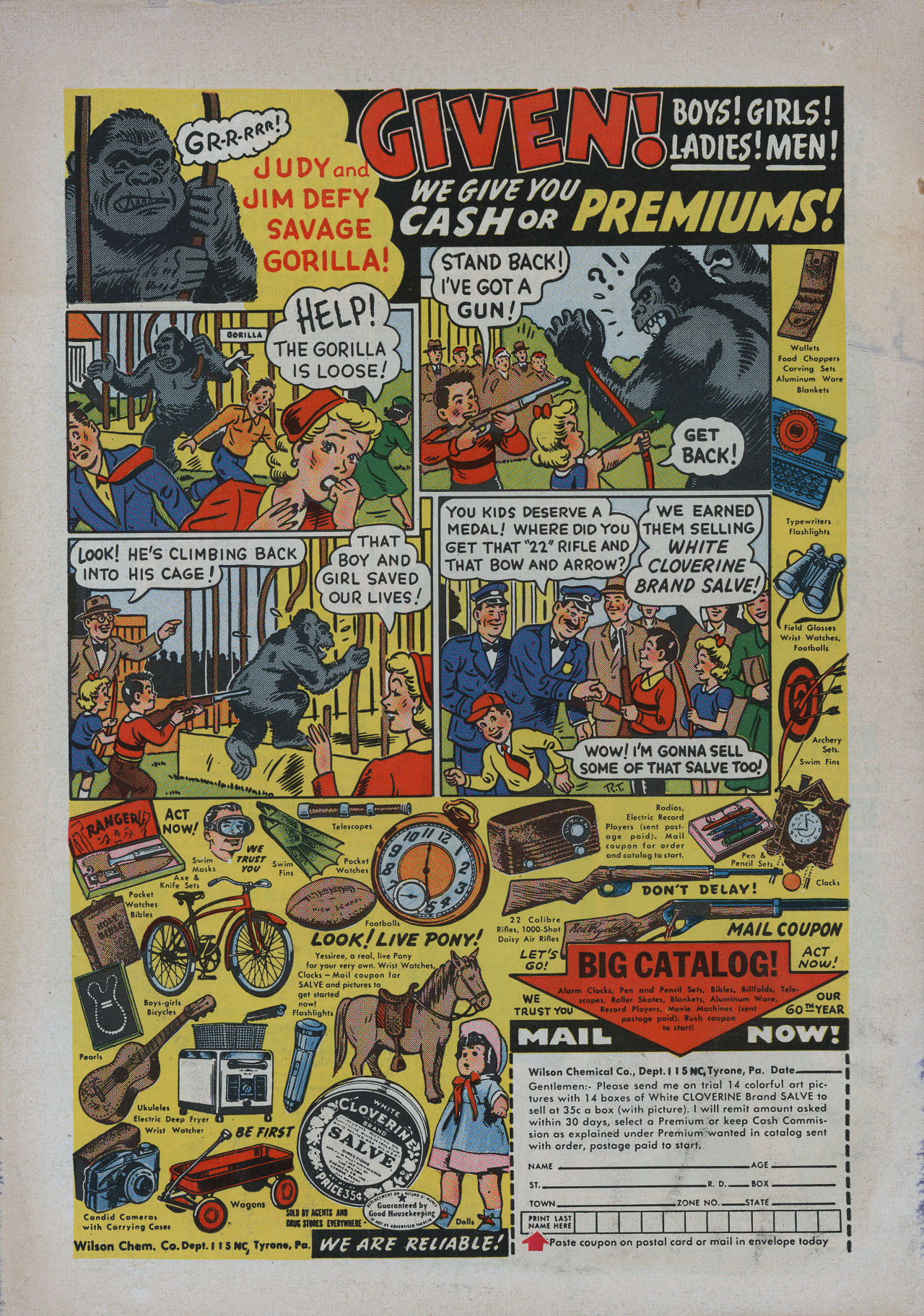 Read online Detective Comics (1937) comic -  Issue #219 - 36