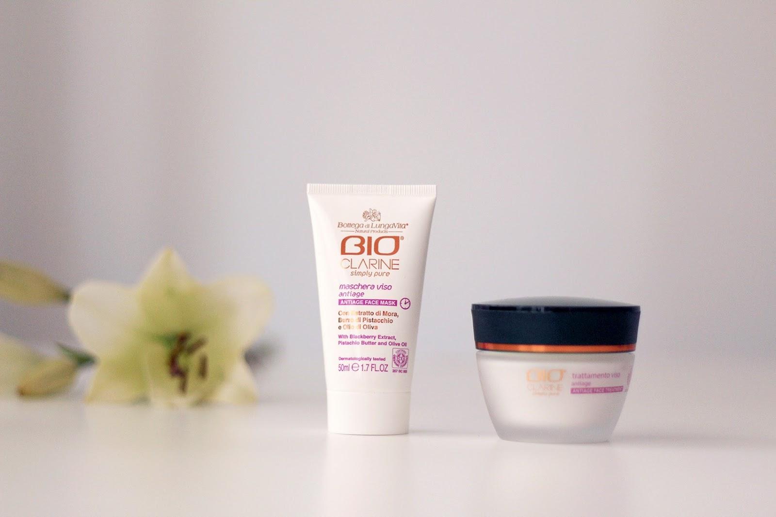 Prodotti viso anti age bottega di lunga vita