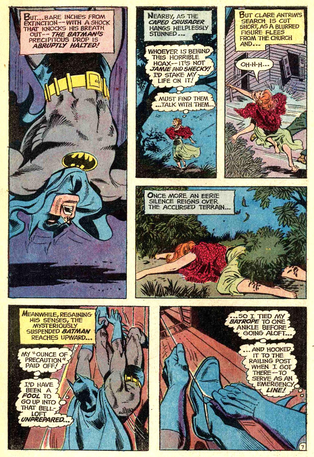 Detective Comics (1937) 413 Page 9