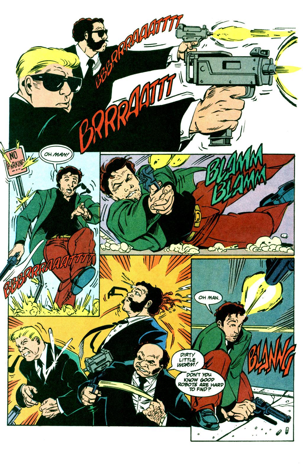Read online Wonder Woman (1987) comic -  Issue #73 - 20
