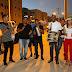 Doscientas familias residentes en Ciudad Juan Bosch disfrutan de aguinaldo navideño
