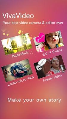 VivaVideo Pro: HD Video Editor - 3