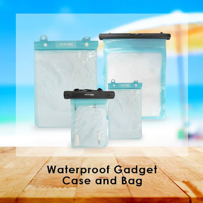 Water Proof Gadget Case – Protect your phones and non-waterproof cameras!