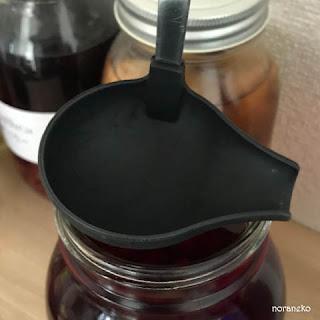 100均の瓶の蓋|口がやや小さい
