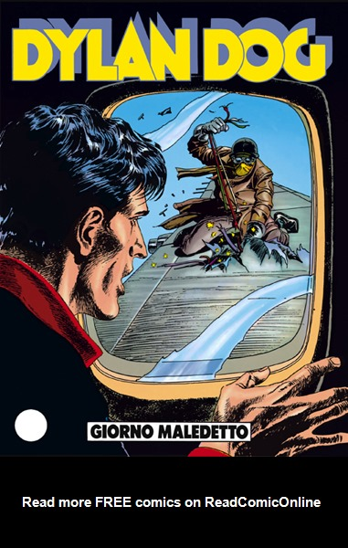Dylan Dog (1986) 21 Page 1