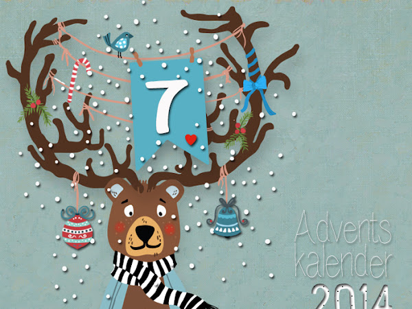 Lila-Lotta Adventskalender 2014 - Türchen Nr. 7