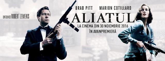 allied, aliatul, brad pitt, robert zemeckis, marion cotillard, londra, maroc, movie blogger, ro image, blogger, cel mai frumos film, cel mai bun film, cele mai bune filme