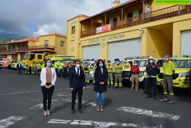El Cabildo inicia su Campaña contra Incendios de mayor duración, dotación presupuestaria y material