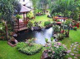 Beberapa Manfaat Taman Di samping Rumah Untuk Refresh Pikiran Suntuk