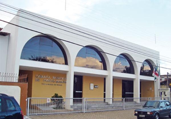 Câmara Municipal de Porto Seguro (Foto: O Povo News)