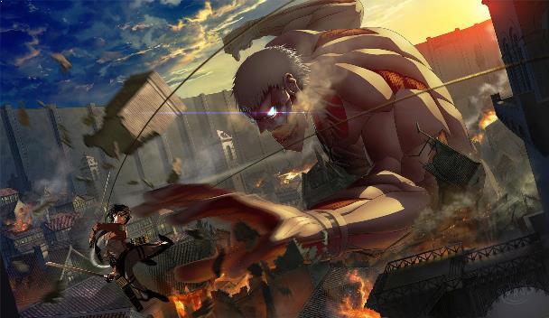 Anime Mirip Attack On Titan Shingeki No Kyojin Merupakan Yang Diadaptasikan Dari Manga Karangan Hajime Isayama Dieterbitkan Oleh