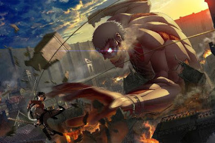 Daftar 30 Anime Mirip Shingeki no Kyojin ( Attack on Titan )