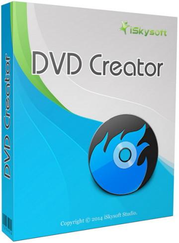 iSkysoft DVD Creator 4…4 with DVD Menu Templates