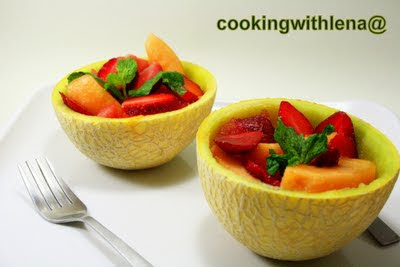 http://cookingwithlena.blogspot.in/2011/06/persian-melon-salad.html