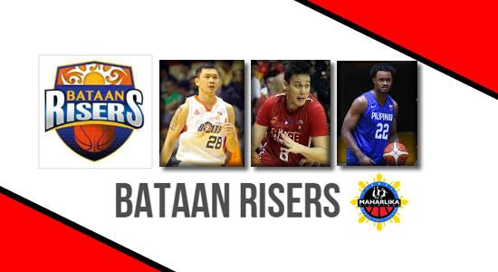 LIST: Bataan Risers Roster 2018 MPBL Anta Datu Cup