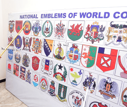 List of National Emblem/ Symbols of Various Countries