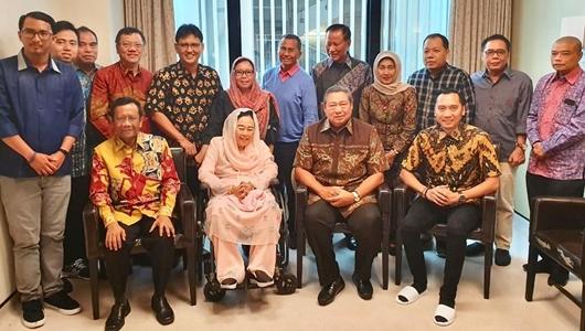 SBY: Rekonsiliasi Harus Dikedepankan