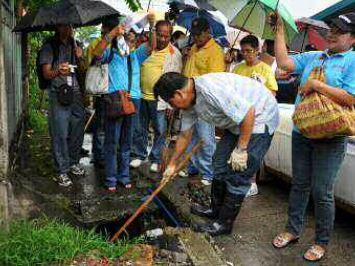Public Health Resources Dengue Philippine Health Advisory