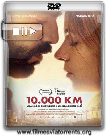 10.000 Km Torrent - DVDRip Legendado (2014)