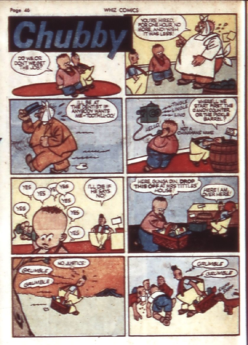 WHIZ Comics issue 23 - Page 48