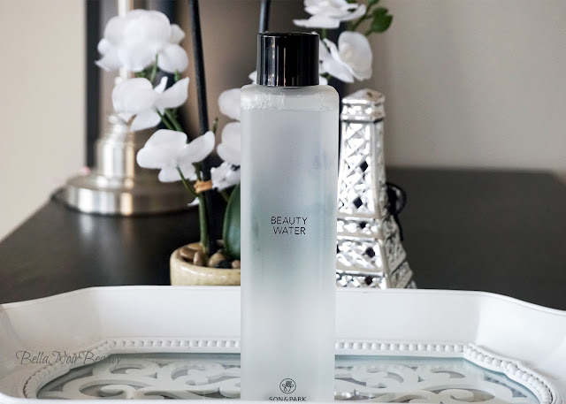 Son & Park Beauty Water | bellanoirbeauty.com