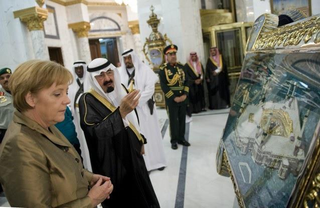 Islamic Intimidation: Buhari Force Minister of Finance Kemi Adeosun To Wear Haji in Qatar