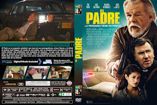 CARATULA EL PADRE - THE PADRE - 2018