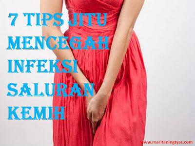7 Tips Jitu Mencegah Infeksi Saluran Kemih