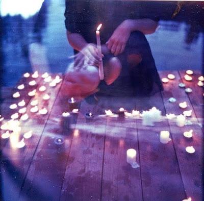 Iniciação, coven, Bruxa solitária, wicca