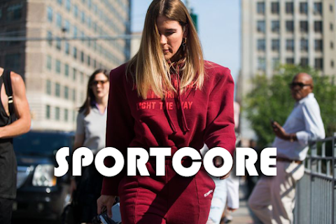 NEW TREND | SPORTCORE