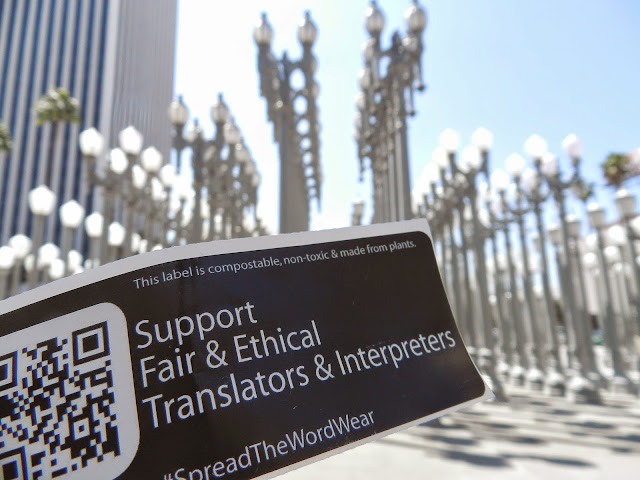 Support fair and ethical freelance translators, interpreters and language companies