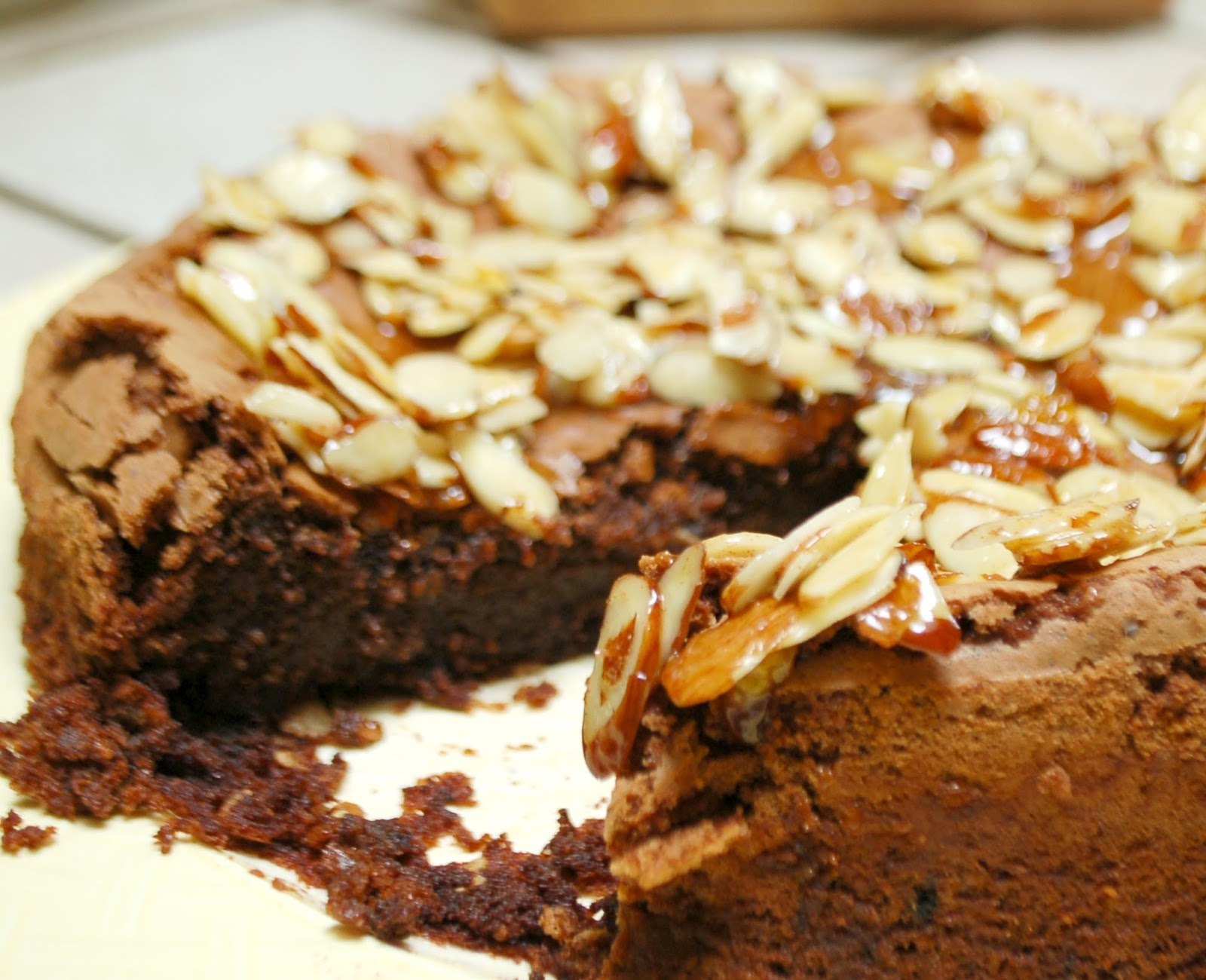 Nigella Chocolate Orange Christmas Cake