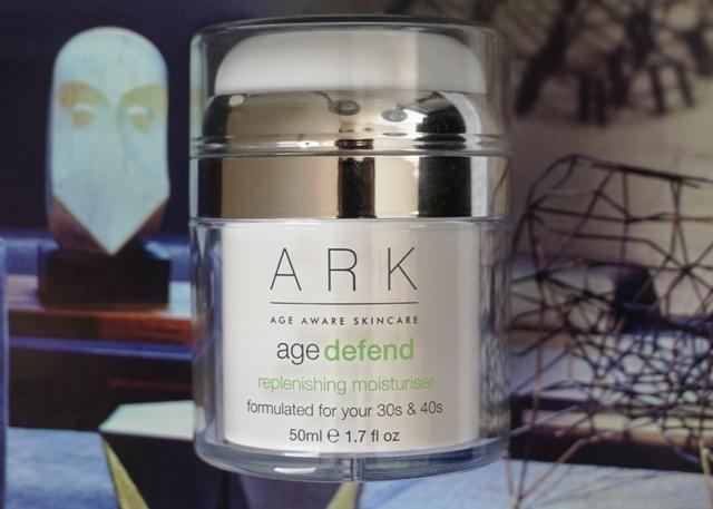 Ark Skincare Age Defend Replenishing Moisturizer (bellanoirbeauty.com)