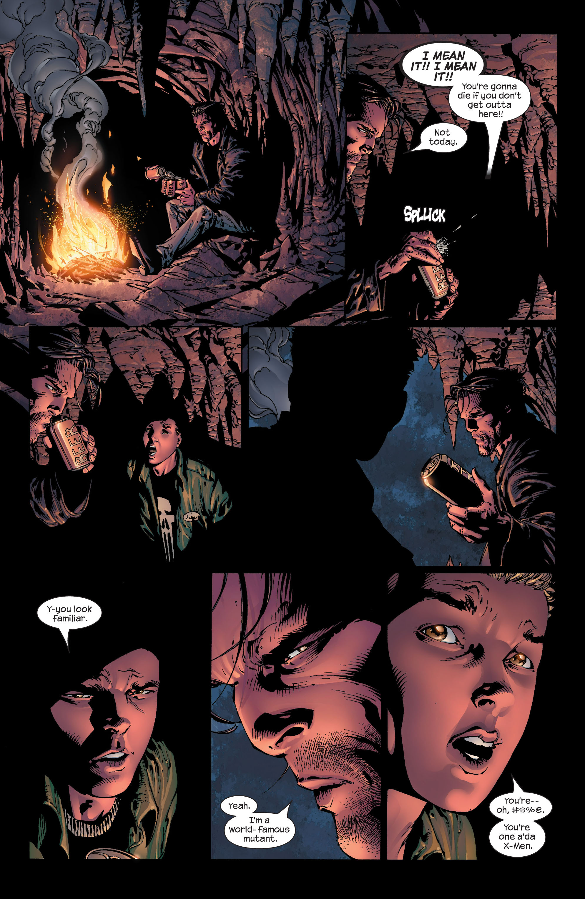 Read online Ultimate X-Men comic -  Issue #41 - 13