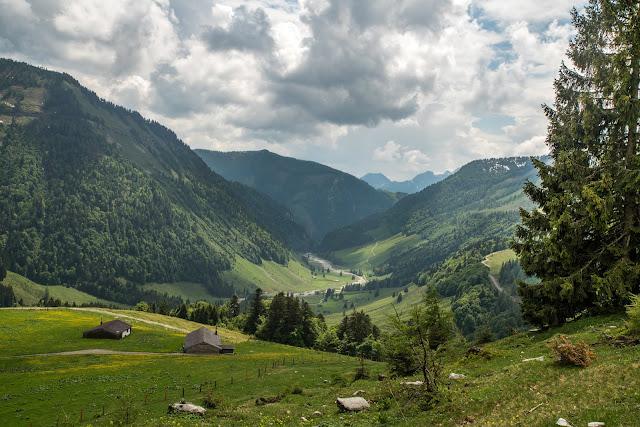 Von Hintersee aufs Gennerhorn  Wandern Fuschlseeregion  Osterhorngruppe 01