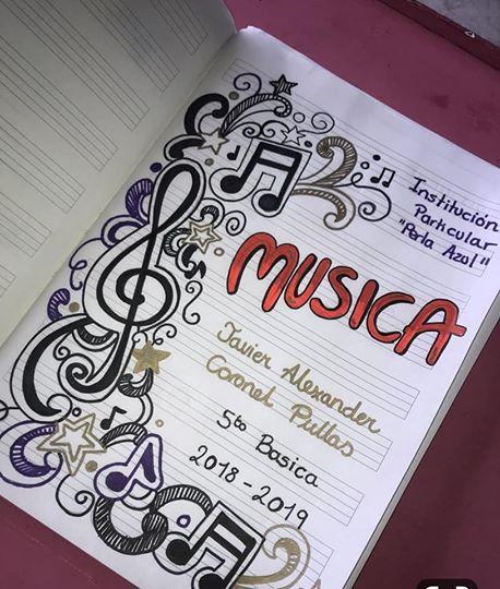 caratulas para música