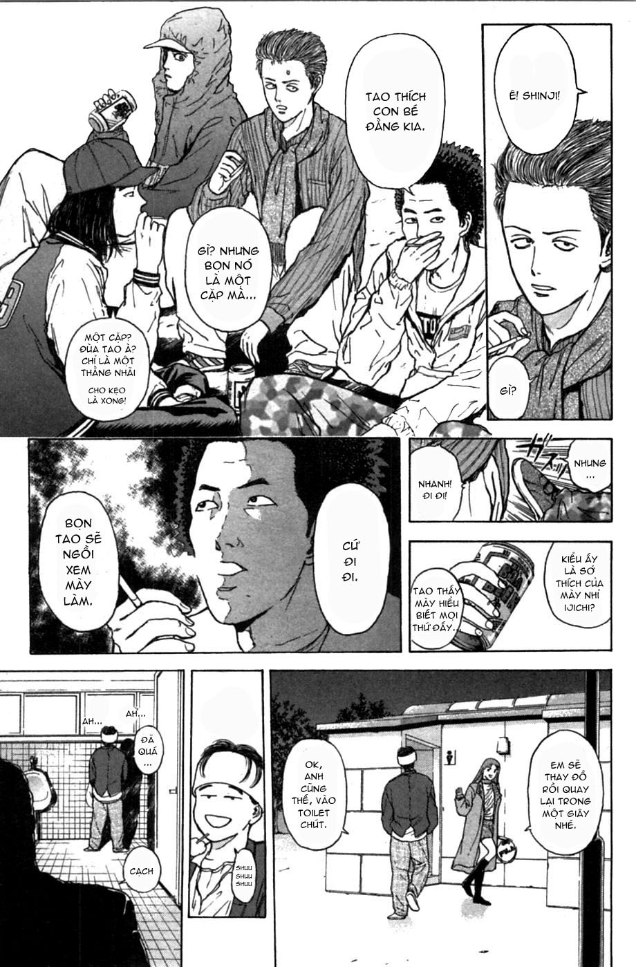 Psychometrer Eiji chapter 44 trang 6