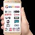 تحميل التطبيق الأمريكي الرائع USTVHUB لمشاهدة القنوات الرياضية والعالمية المشفرة