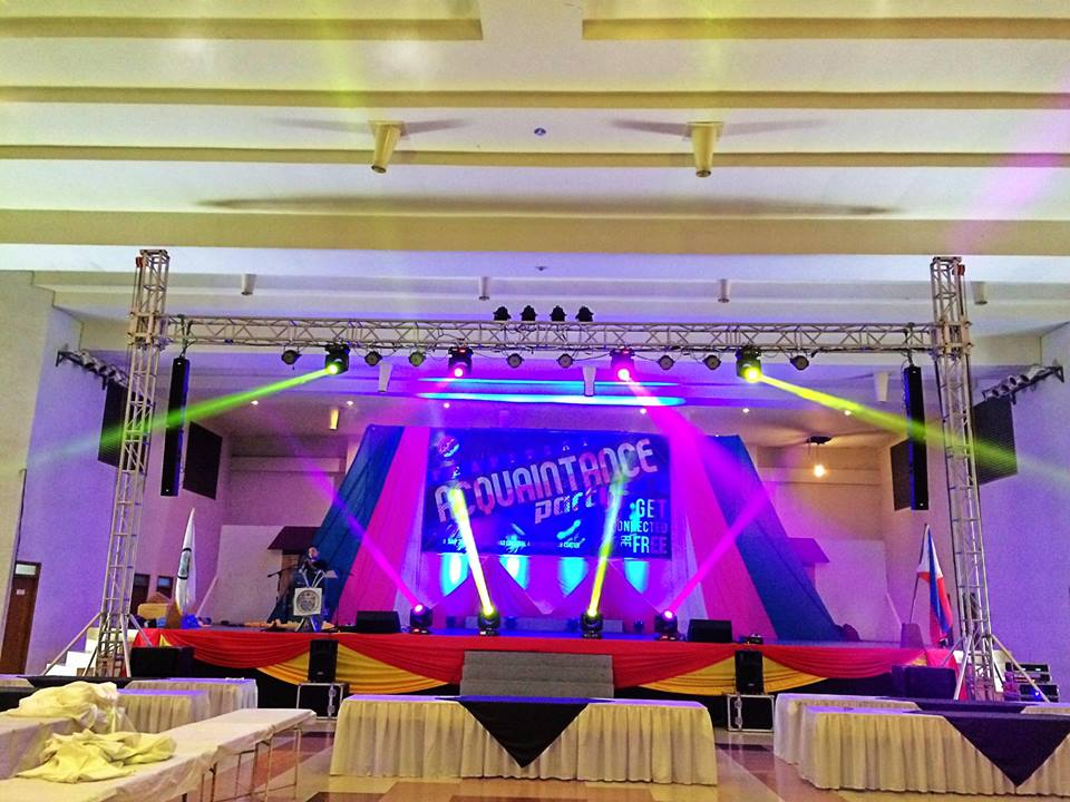 Led wall rental video display mjb lights and sounds for rent manila lights and sounds rental cavite affordable sound system for rent in manila with led wall video display for various events aloadofball Gallery