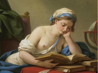 "Jean Jacques Lagrenée's ""Student of Philosophy"""