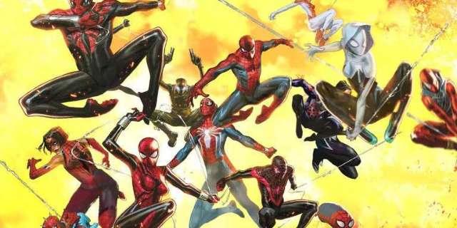 Marvel lanza el tráiler de lanzamiento de Spider-Geddon