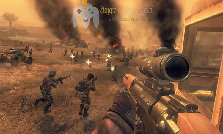 تحميل Call Of Duty Black Ops 2 مضغوطة بحجم صغير