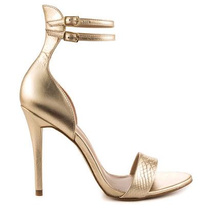 como teñir zapatos dorados
