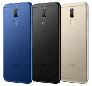 Huawei Mate 10 Lite comes with uni-body design