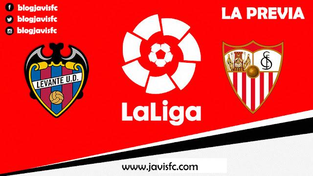 Previa Levante - Sevilla FC