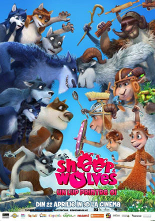 Sheep and Wolves 2016 BRRip 250MB Hindi Dual Audio 480p Watch Online Full Movie Download bolly4u