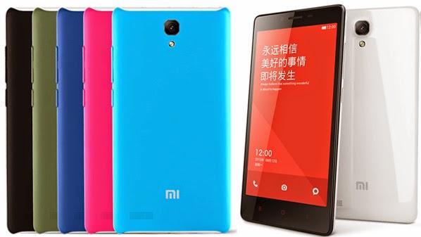 Harga dan spesifikasi Xiaomi Redmi Note